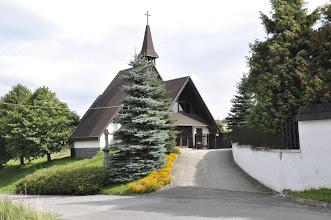 Photo: Domu smútku v Krásnej Hôrke.