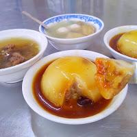 嘉義小吃行-阿來碗粿吃肉粽