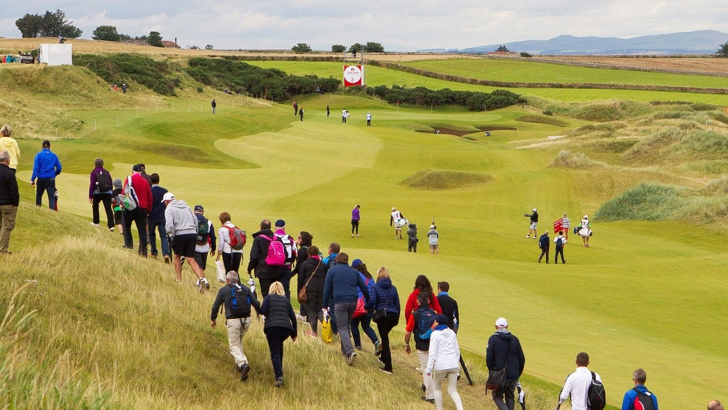 2018 RICOH Women's British Open Championship