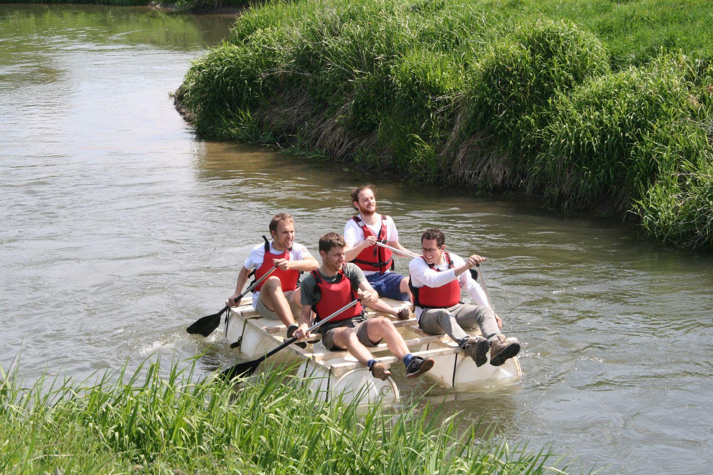Vlot van Korbeek-Dijle tot Heverlee