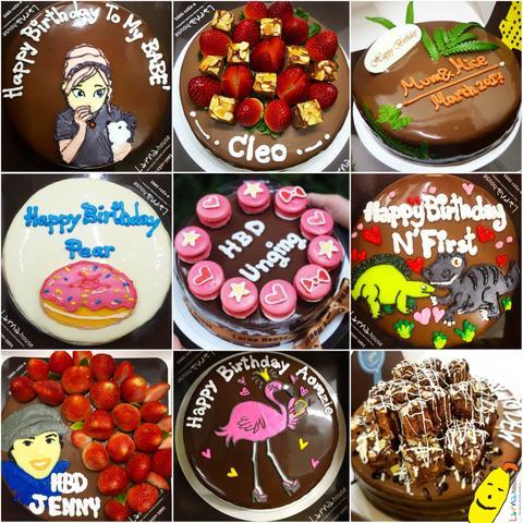 Best seller birthday cake