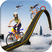Impossible Stunts BMX Bicycle Rider