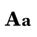 Keyboard Fonts: Fonts, Keyboard, Font, Font Style icon