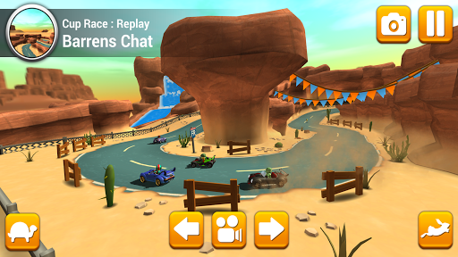 Rev Heads Rally android2mod screenshots 6