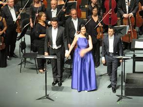 Photo: Salzburger Festspiele WERTHER (18.8.2015) mit Piotr Beczala, Angele Gheorghiu. Foto: Dr. Klaus Billand