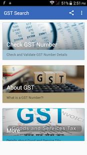 GST Checker | GST verification - náhled
