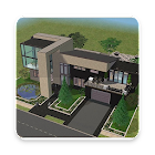 modern small house plans icon