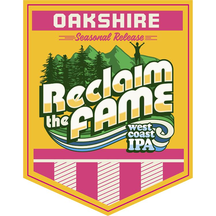 Logo of Oakshire Reclaim the Fame West Coast IPA