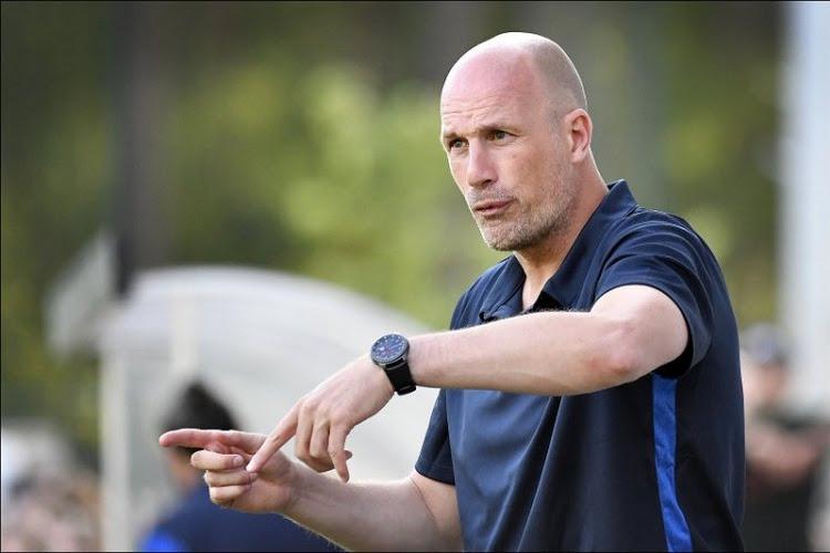 """Genk-coach Clement onder de indruk van nieuwkomer: """"Een pluim voor de scouting en Dimitri de Condé"""""""