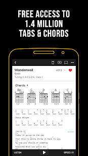 Ultimate Guitar: Tabs & Chords 1