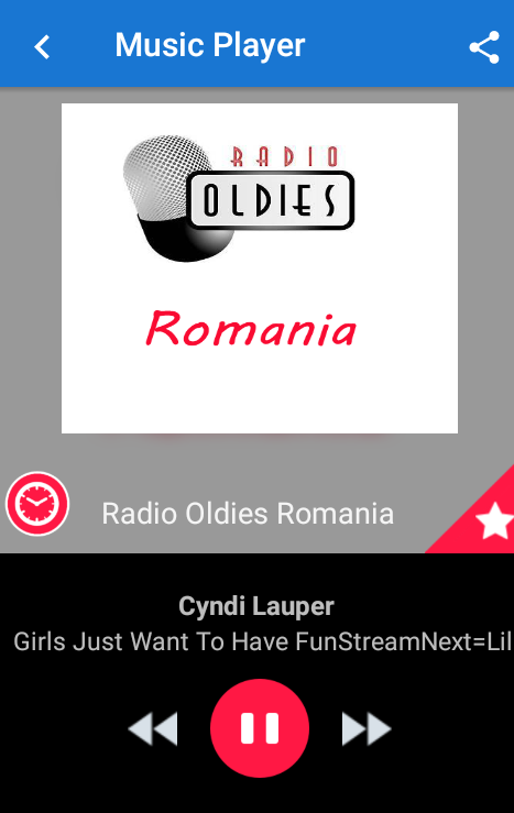 Radio Oldies Romania- screenshot