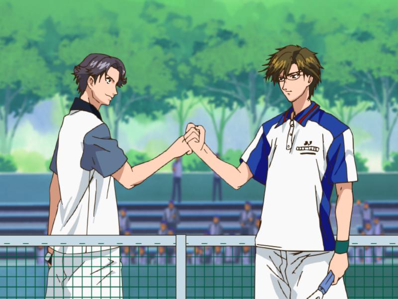 『テニスの王子様』2