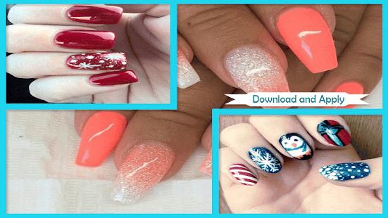 Easy Holiday Nail Art Designs App Su Google Play