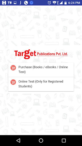 Target Publications 1.0.4 screenshots 1