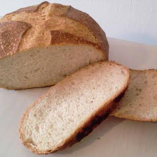 White Bread with Cornflour.