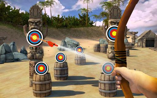 Télécharger Crazy Chicken Shooting Game : Archery Killing mod apk screenshots 1