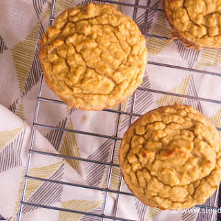 Low Carb Coconut Muffins.