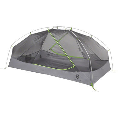 NEMO Galaxi 3P Shelter with Footprint: Birch Leaf Green, 3-person