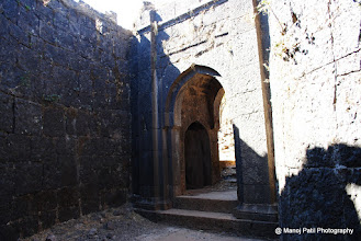 Photo: Bini Darvaja on Torana fort