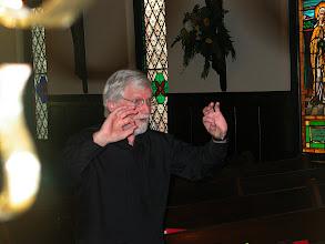 Photo: April 2008: Final Concert; Jeffery Kite-Powell