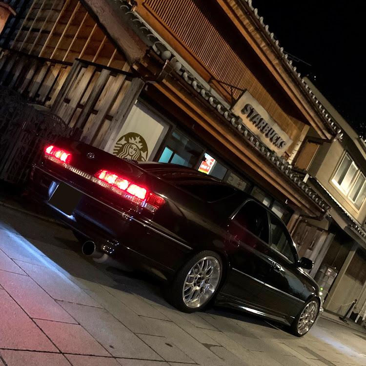 マークII JZX100のSSS(saitama street stage),小江戸川越,時の鐘,スタバに関するカスタム&メンテナンスの投稿画像4枚目