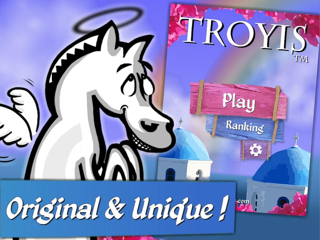 TROYIS™ The Knight Challenge- screenshot