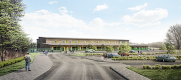 Planning approved for £10m Welshpool school