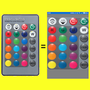 Magic Lighting Remote, IR,INFRARED, LED Light