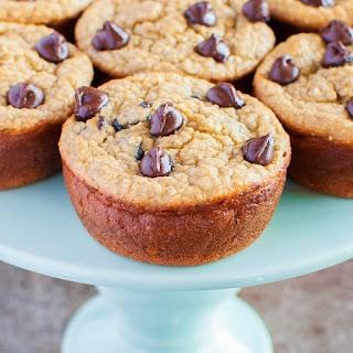 Healthy Banana Blender Muffins.