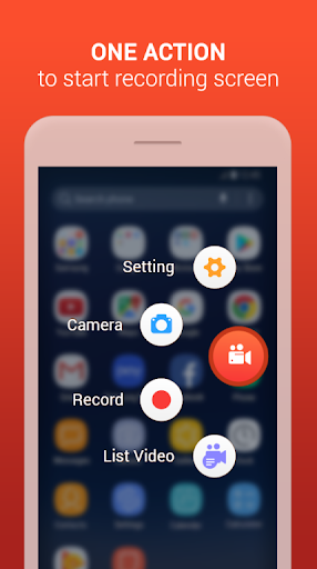 Screen recorder - Record game & record video 4.7 screenshots 1