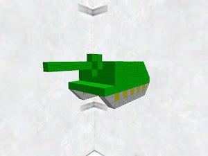 世界の覇者3米国戦車(スーパー戦車)