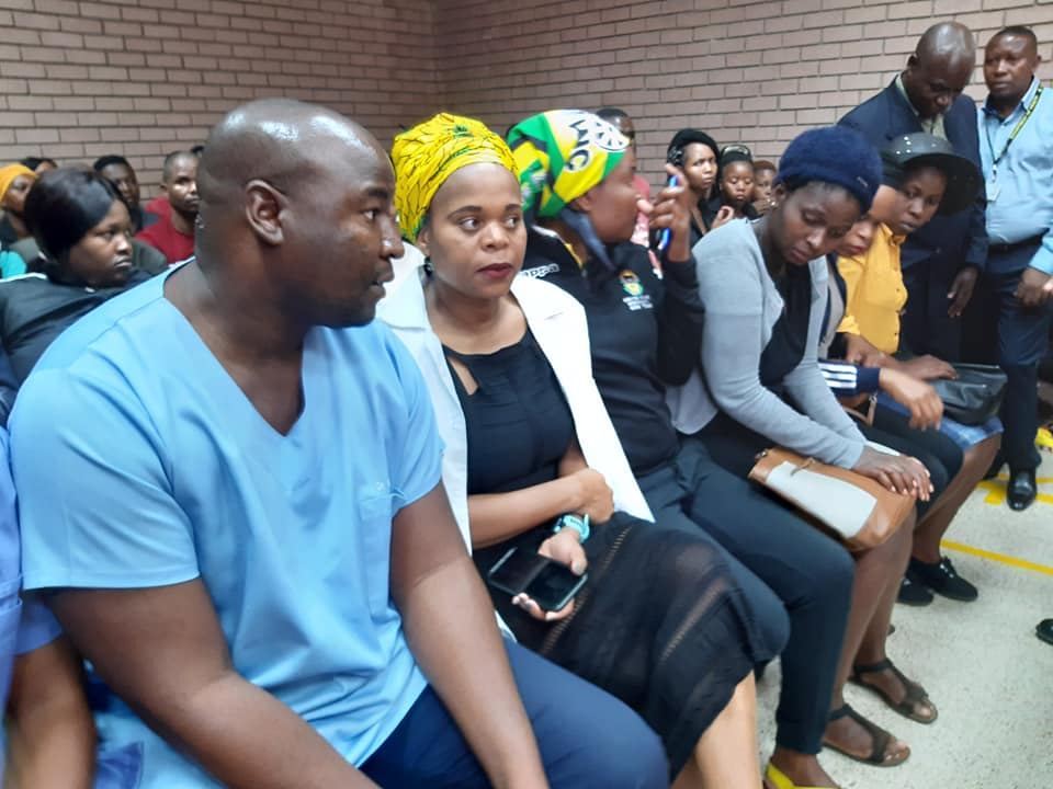 Suspect in court for death of intern doctor 'showed no remorse': MEC - TimesLIVE