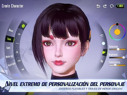 Cyber Hunter 5
