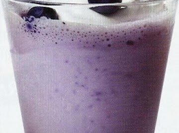 Blueberry Malt Recipe