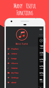 Free Music Player – Audio Player – HD Music Player App Download For Android 3