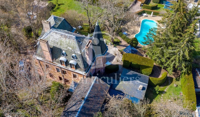 Maison avec piscine Saint-Alban-sur-Limagnole