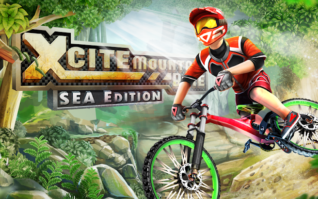 Xcite Mountain Bike - Extreme Track SEA- screenshot thumbnail