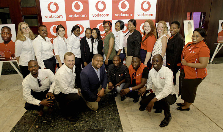 The next batch of Vodacom Change the World volunteers is ready to start.