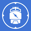 MBTA Commuter Rail Tracker icon