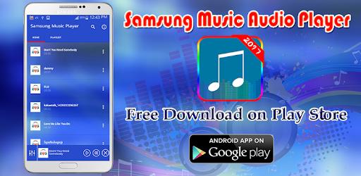Samsung Music Audio Player – Apps no Google Play