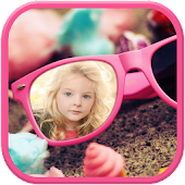 Goggles Photo Collage Frames