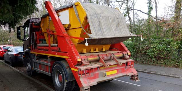 What Are the Benefits of A Skip Hire?