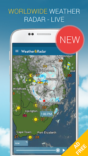 Weather & Radar Pro Ad-Free v4.0.2 [Patched]