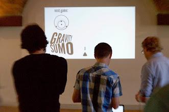 Photo: Gravity Sumo