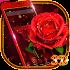 3D Rose Launcher - Classic Rose Theme