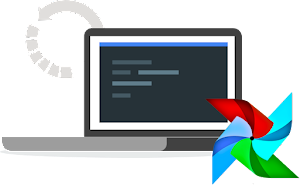 Logotipo de Código aberto
