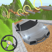 Extreme Car Mountain Climb 3D