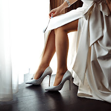 Wedding photographer Ekaterina Alyukova (EkaterinAlyukova). Photo of 27.12.2018