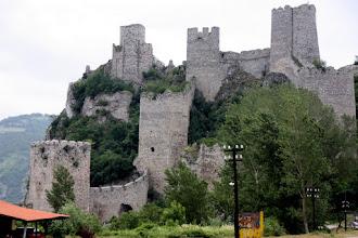 Photo: Day 82 - Golubac Fortress