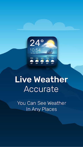 Live Weather Forecast - Accurate Weather 2020  screenshots 1